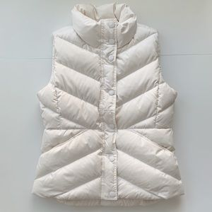 J. Crew Sherpa-Lined Goose Down Puffer Vest
